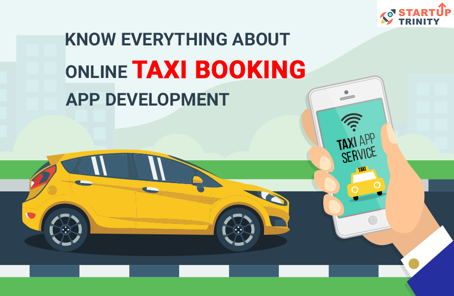 How to Develop online Taxi Booking app like Uber?