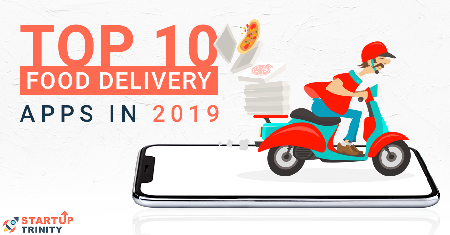 Top 10 On-Demand best Food Delivery app Across the Globe
